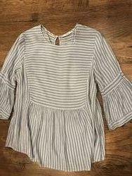 Блуза Mango размер М свободного покроя