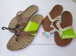 Crocs Isabella Graphic Flip W11 42-43