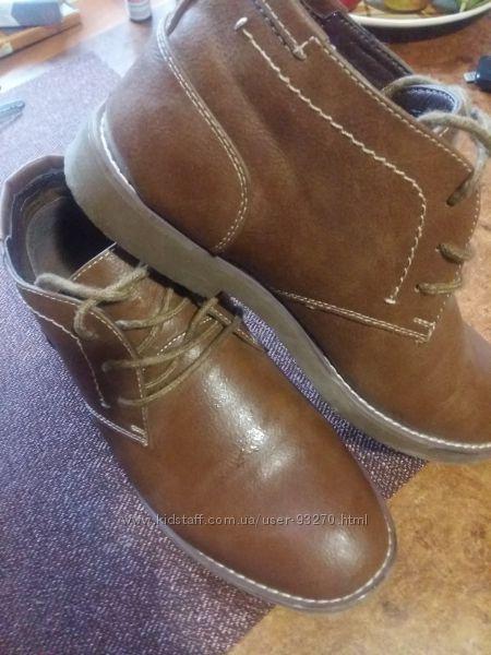 Демосезонні черевики.