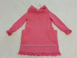 Шикарное теплое платье Blumarine, на 3-3, 5 года, оригинал
