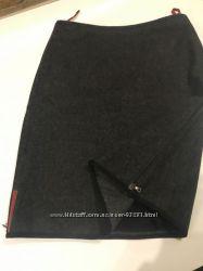 Стильная юбка Prada, оригинал