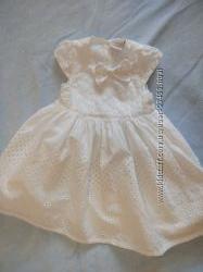 Нежное платьице на маленькую принцессу