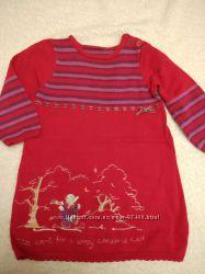 Тепленькие платья для маленькой девочки