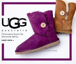Официальный сайт UGG и Uggcloset