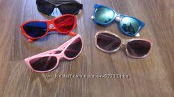 очки для девочки разные с стразами и мальчика