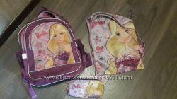 рюкзак школьный с набором пенал и сумка