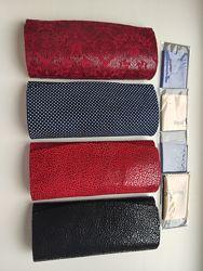 Шикарная, новая коллекция кожаных футляров