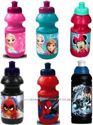 Бутылка для воды - детям и школьникам. Большой выбор, качество.