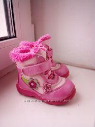 Зимние ботинки 20 21 размер
