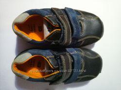 Кожанные кроссовки Clarks First Shoes на мальчика в идеале