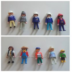 Пираты и другие фигурки Playmobil