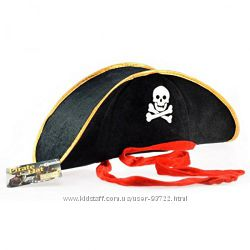 Аксессуары для карнавала пират, пожарный, ниндзя чрепашки, ковбой, викинг