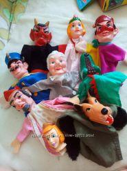 Большой качественный кукольный театр