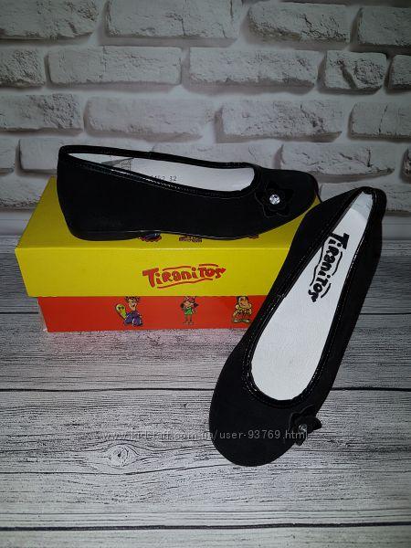 Новые натуральные туфли TIRANITOS распродажа