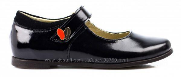Новые натуральные туфли TIRANITOS 18 см