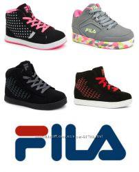 FILA оригинал из США деми ботинки хайтопы 33-38. 5 р.