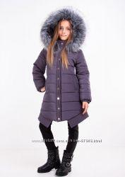 Пальто, куртка зимняя тм София Шелест р 140