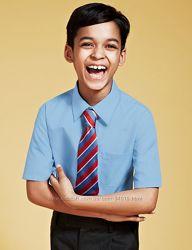 Рубашки для мальчиков  Marks&Spenser и др.