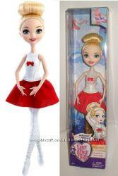 Кукла Ever After High ballet Apple White Doll оригинал.