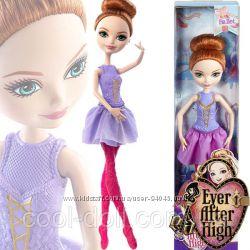 Ever After High Ballet Holly O&acuteHair Doll оригинал.