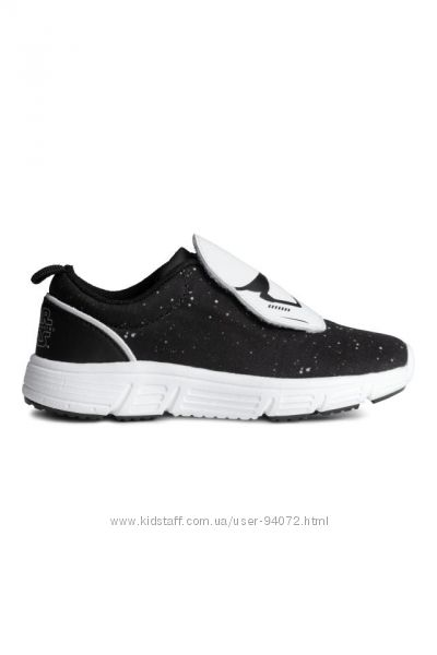 H&M Классные кроссовочки серии Star Wars размер 28 в наличии