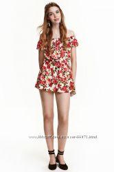 H&M Отличный летний комбинезончик размер 38 в наличии