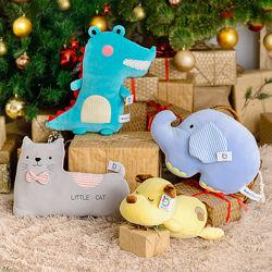 Очень классные красочные мягкие игрушки  - отличный подарок к праздникам