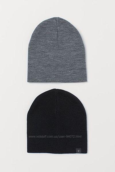 H&M Вязанные шапочки для 1,5-16 лет в наличии