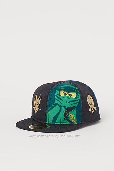 H&M Крутая кепка Ninjago для 1,5-4 лет в наличии