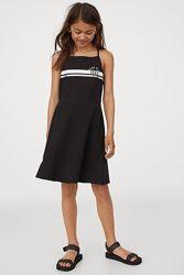H&M Трикотажное платье для 10-12 лет