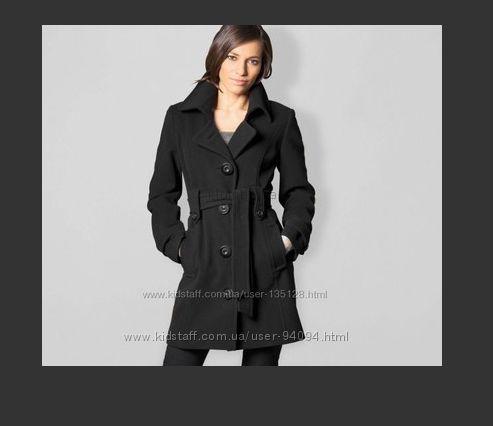 Кашемировое пальто ТСМ Германия размер 38 наш 44-46