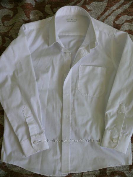 Рубашка Marks&Spencer 7-8 р128 бу