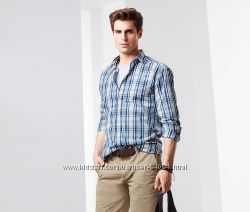Мужская рубашка  тсм tchibo, Германия ХХЛ