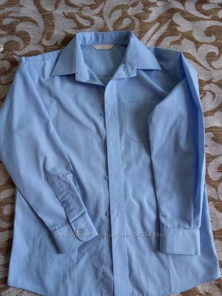 Рубашка Marks&Spencer 8-9 р135 бу