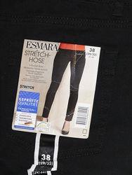 стрейчевые брюки-джинсы Esmara Германия 36, 38