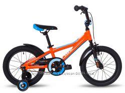 Велосипеды Pride 16 дюймов для девчонок и мальчишек ростом от 98-104см.