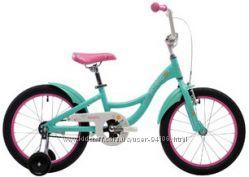 Детский велосипед Pride Amelia 18 дюймов для девчонок 5-7 лет