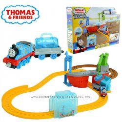 Железная дорога игровой набор Томас и Друзья Thomas&Friends доставка Акул
