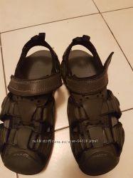 бу босоножки Crocs для мальчика р 39 по стельке 26, 5см