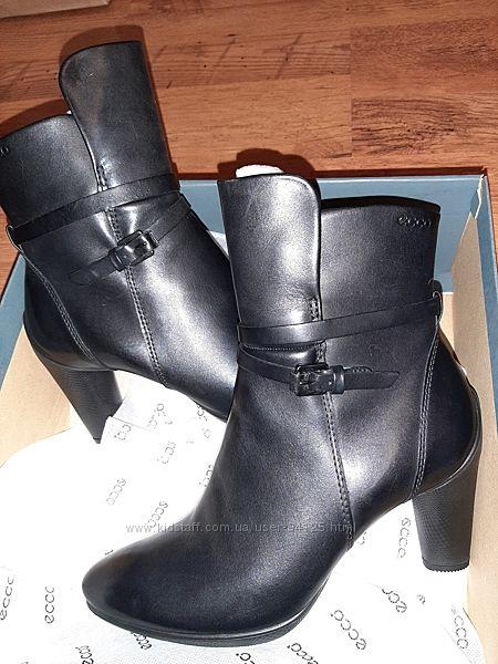 Фирменные ботинки Ecco ZK4596