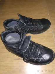 Зимние ботинки clemento