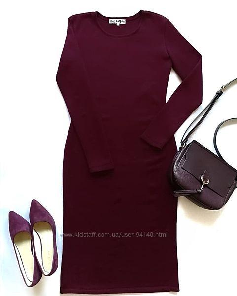 Тёплые шерстяные платья