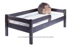 Кровать деревянная Эконом венге 70 на 140