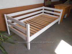 Деревянная Кровать 90 на 190