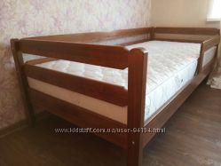 Деревянная подростковая кровать Тимошка 90 на 190