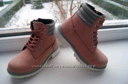 Супер ботиночки  Фламинго  35р