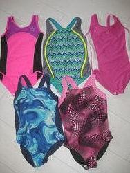 спортивные детские купальники в бассейн