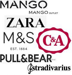 Испания Mangooutlet минус 30проц  , Mango, Zara, Cunda, Pull&Bear, Stradiv