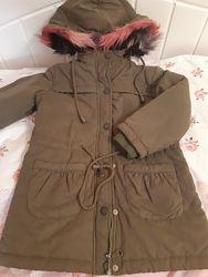 Парка-куртка To be too в идеальном состоянии