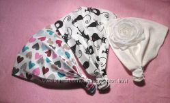 косынка-бандана для деток и взрослых, панама, есть выбор ткани